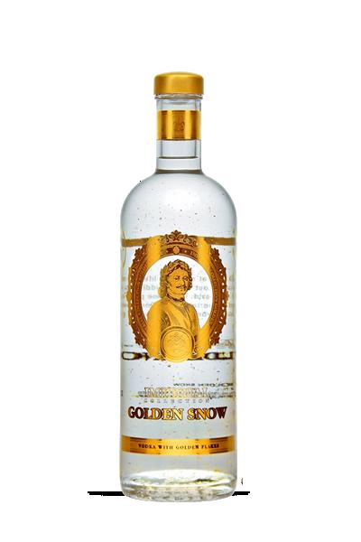 俄羅斯沙皇帝國-限量金雪伏特加-Vodka Imperial Collection Golden Snow