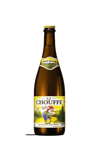 小精靈-特級金啤酒(750ml)-La Chouffe 75cl