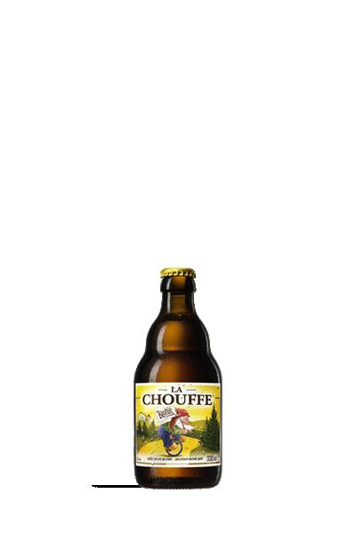 小精靈-特級金啤酒(330ml)-La Chouffe  33cl