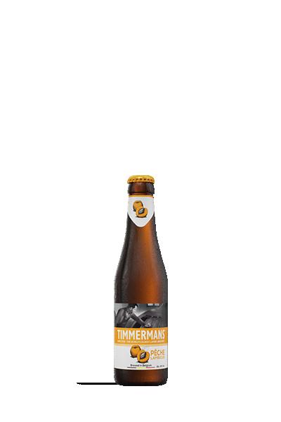 廷曼斯天然發酵水蜜桃水果啤酒-Timmermans Peche Lambicus