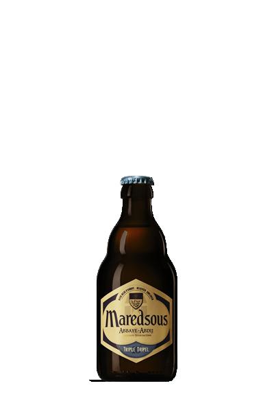 馬樂10修道院三麥金啤酒-Maredsous 10 Tripel