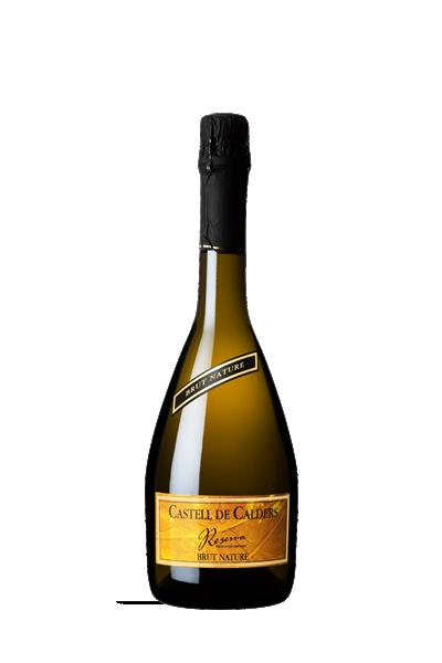 卡斯特-陳釀氣泡酒-CAVA等級-Castell de Calders Reserva DO CAVA . UNIQ