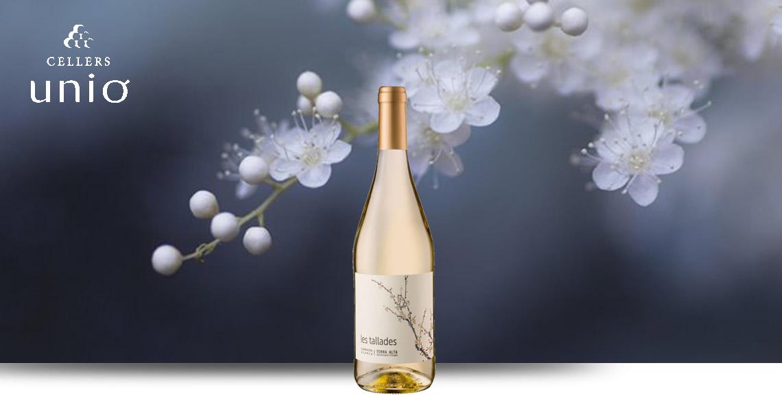 杏花-白葡萄酒-Les Tallades White Grenache . UNIQ