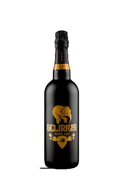 迪力金象桶釀醇黑啤酒-Delirium Black Barrel Aged