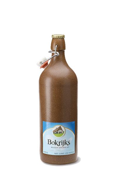 布力傑金啤酒-Bokrijks