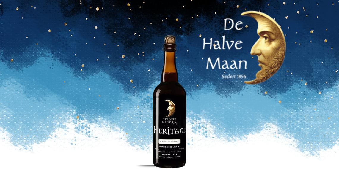 勇敢亨利四重發酵(桶釀)啤酒-750ml-Straffe Hendrik Heritage750ml
