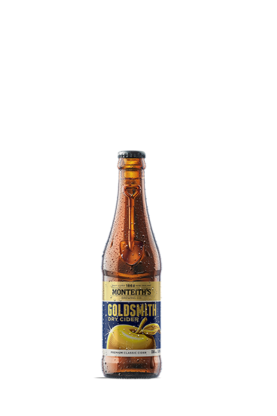 金色閃光蘋果酒-Monteith′s  Goldsmith Dry Cider