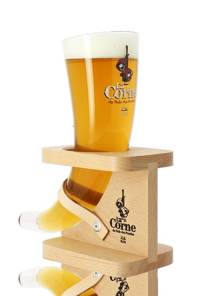 牛角-精釀啤酒(原廠杯)-La Corne Beer Glass