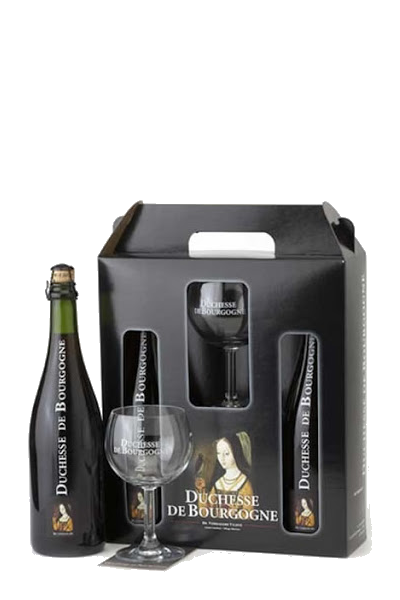 女皇爵勃艮第黑禮盒組(2B1G)-Duchesse De Bourgogne giftbox
