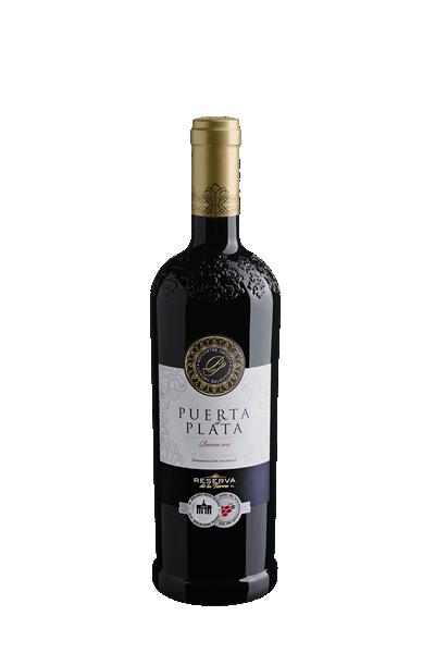 銀色豪門陳釀紅葡萄酒-Puerta De Plata Reserva