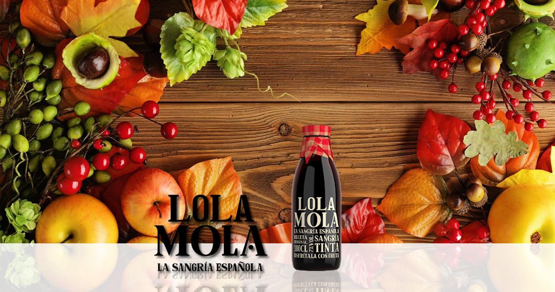 蘿拉莫拉桑格利亞水果酒-LOLA MOLA Sangria