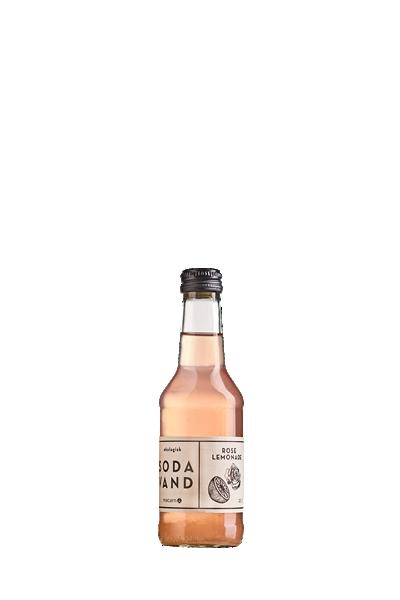 馬卡恩氣泡飲-玫瑰-Macarn Soda Vand - Rose