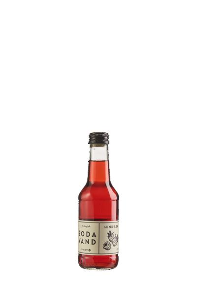 馬卡恩氣泡飲-覆盆子-Macarn Soda Vand - Raspberry