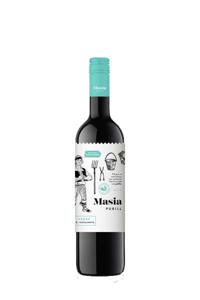 瑪希亞特級紅酒-Masla Pubill Negre