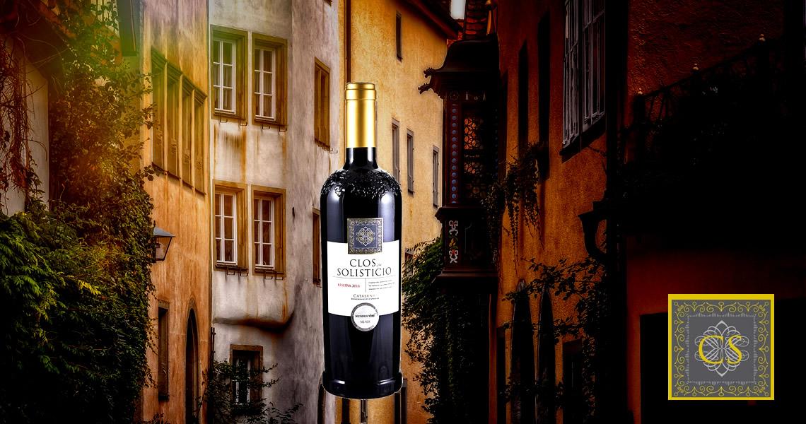 索利斯陳釀紅葡萄酒-CLOS DE SOLISTICIO