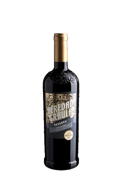 格雷特藏紅葡萄酒-HEREDAD GRAULA GRAN RESERVA