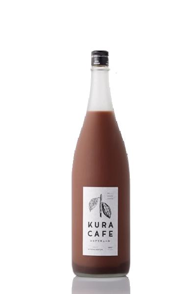 可可利口酒-【KURACAFE】-KURACAFE 奈良県 ココアリキュール
