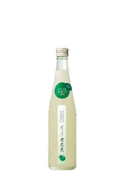 甘酸臭橙酒-【老松酒造】-老松酒造 すっぱいカボス