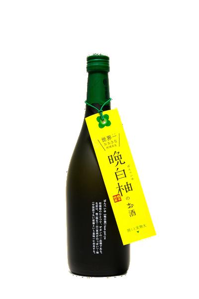 晚白柚酒- 【堤酒造】-堤酒造 晚白柚のお酒