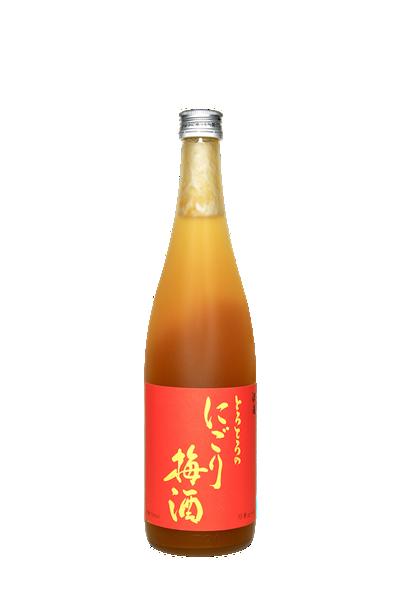 濁梅酒-【池龜酒造】-池亀酒造 とろとろのにごり梅酒