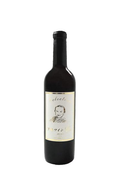 下北-Deni紅葡萄酒-下北ワイン-日本ワイン Deni Selection