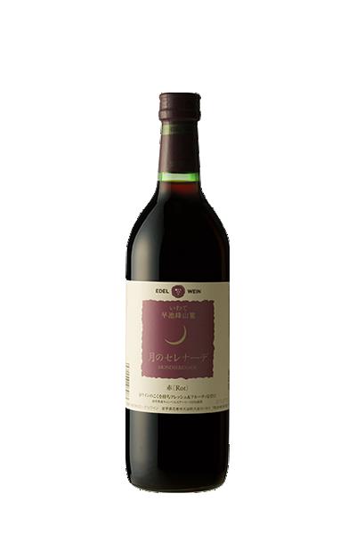 月之小夜曲-紅葡萄酒-艾德魯酒莊-月のセレナーデ ヴィンテージブレンド 赤
