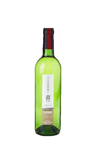蕾-白葡萄酒-大和-白ワイン   蕾(TSUBOMI)-大和ワイン