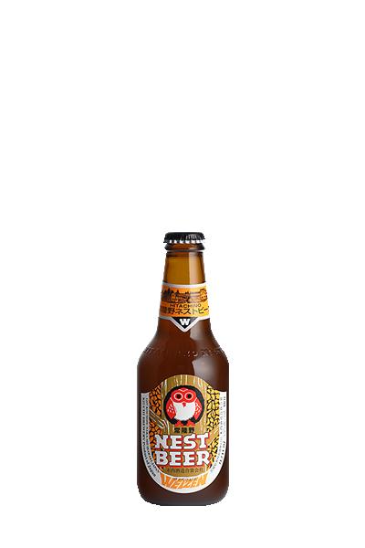 常陸野貓頭鷹-小麥香草白啤酒(箱x24入)-常陸野ネストビール - バイツェン x24