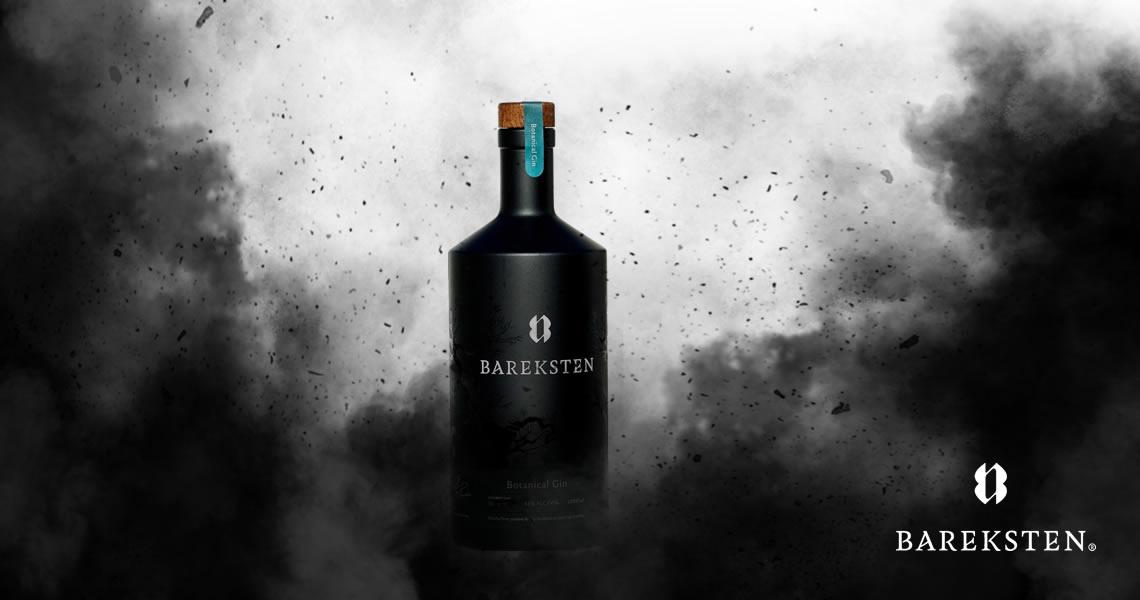 巴維斯登-「草本」琴酒-Bareksten Botanical  Gin