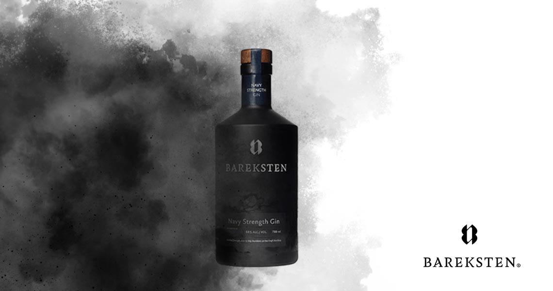 巴維斯登-「海軍強度」琴酒-Bareksten Navy Strength Gin
