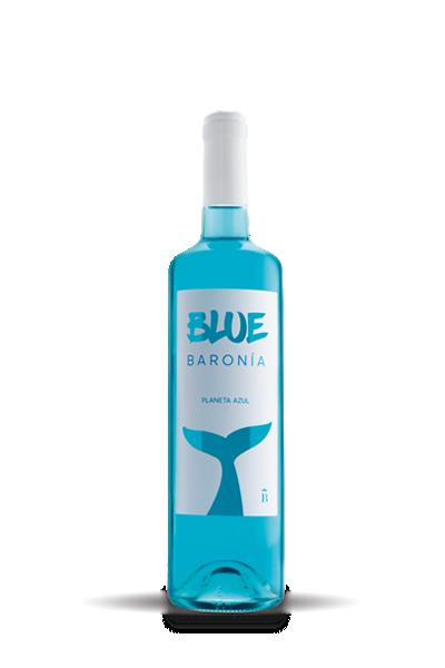 藍酒-藍鯨魚葡萄酒-BLUE BARONIA