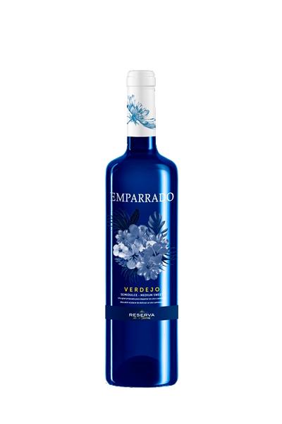藍雪花微甜白葡萄酒-Emparrado Medium Sweet White Verdejo