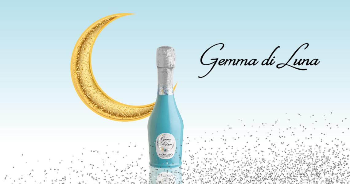 蒂芬妮月亮寶石麝香氣泡葡萄酒(187ml)-Gemma di Luna Moscato Sparkling 187ml