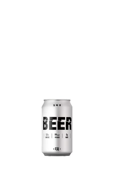 臺虎〈生〉啤酒 (罐罐x24瓶)-Taihu Draft High (can) - Taihu Brewing