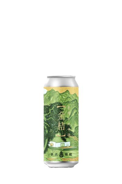臺虎-金桔啤酒-Taihu Kumquat Kölsch  - Taihu Brewing