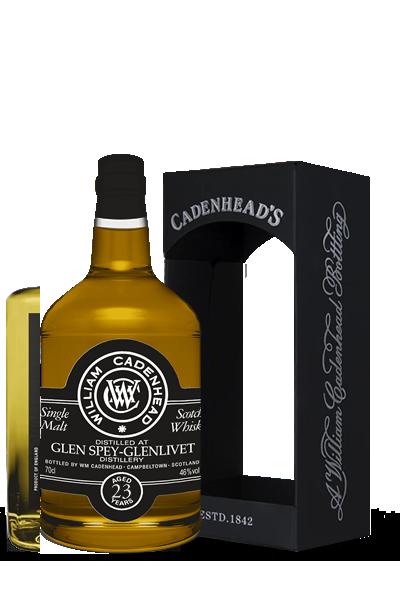 格蘭愛琴《1991》23年- 單一麥芽小批次限量威士忌原酒-凱德漢裝瓶-GLEN ELGIN Small Batch Single Malt   1991 23Y - Cadenhead′s