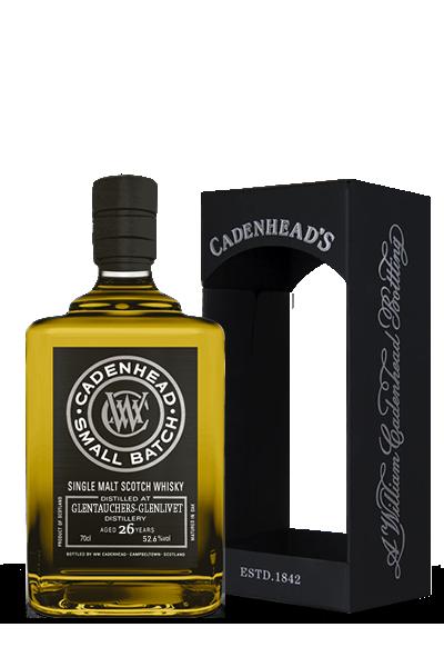 格蘭透曲《1990》26年- 單一麥芽小批次限量威士忌原酒-凱德漢裝瓶-GLANTAUCHERS Small Batch Single Malt   1990 26Y - Cadenhead′s