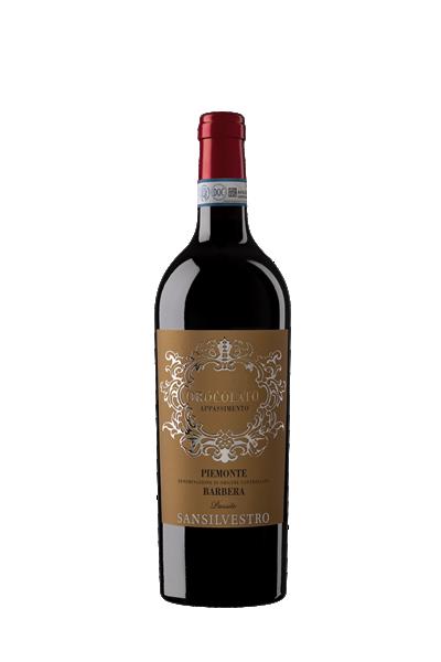 義大利皮埃蒙特-巴貝拉《風乾》紅葡萄酒-Orocolato Piemonte DOC Barbera