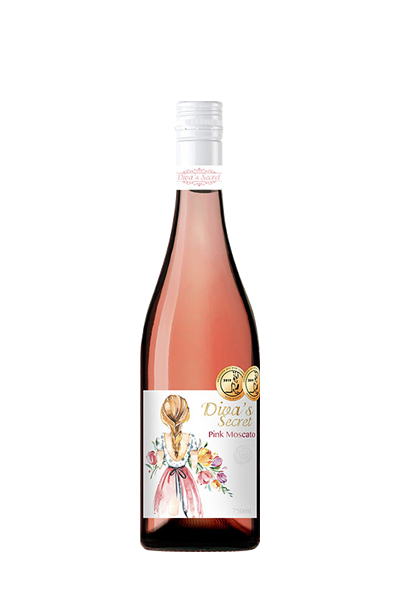 『維多利亞的秘密』微甜粉紅酒 - 預購 12/20 到貨-Diva′s Secret  Moscato Rosé