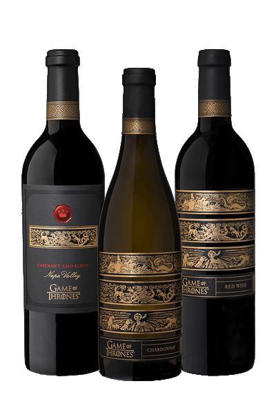 權力遊戲紀念紅酒-Game of Thrones Wine