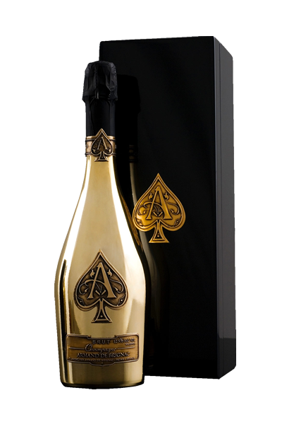 法國黑桃王璀璨金香檳-ARMAND DE BRIGNAC,ACE OF SPADES BRUT GOLD
