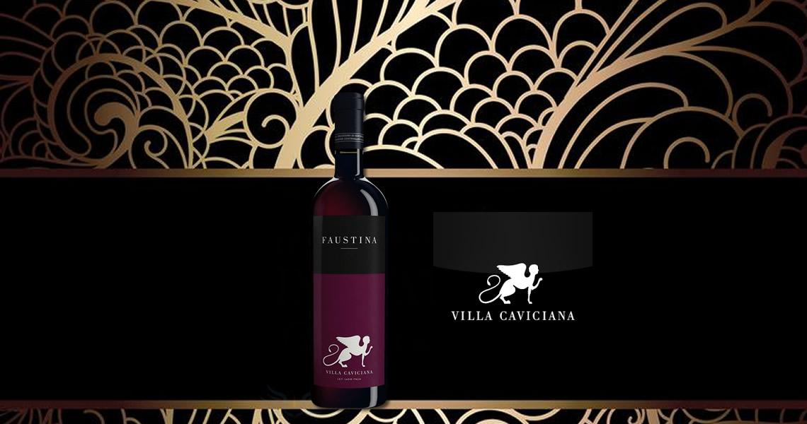 佛絲緹娜《惡魔交易》 -卡維琪安娜有機頂級紅酒 (2012年)-FAUSTINA IGT Lazio Rosso 2012 - Villa Caviciana