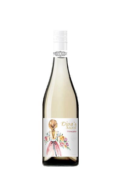 『維多利亞的秘密』蜜思嘉微甜白酒-Diva′s Secret  Moscato