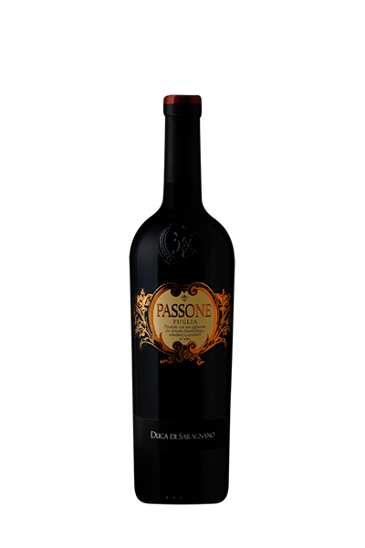百勝風乾紅葡萄酒-PASSONE PUGLIA I.G.T