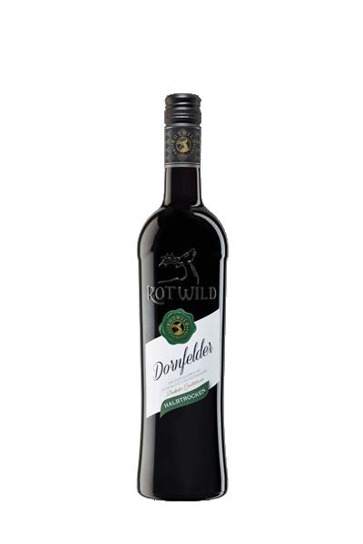 咪鹿酒莊-高級優質紅酒-ROTWILD DORNFELDER QUALITATSWEIN HALBTROCKEN