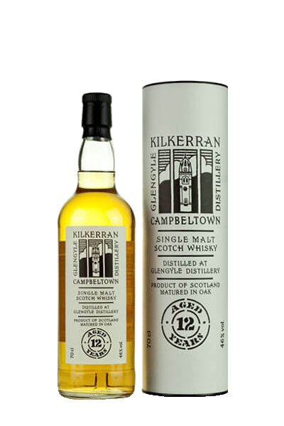 齊克倫12年單一麥芽蘇格蘭威士忌-Glengyle Kilkerran 12y Single Malt Scotch Whisky 46%