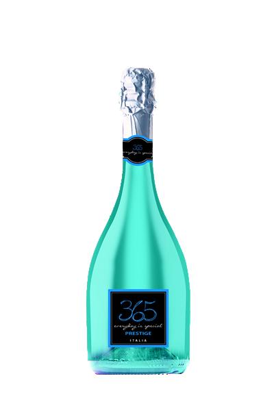 卡迪拉-365藍蘋果氣泡酒-Caldirola 365 prestige
