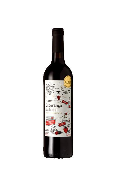 希望之狼-經典紅酒-Esperanca dos Lobos Tinto