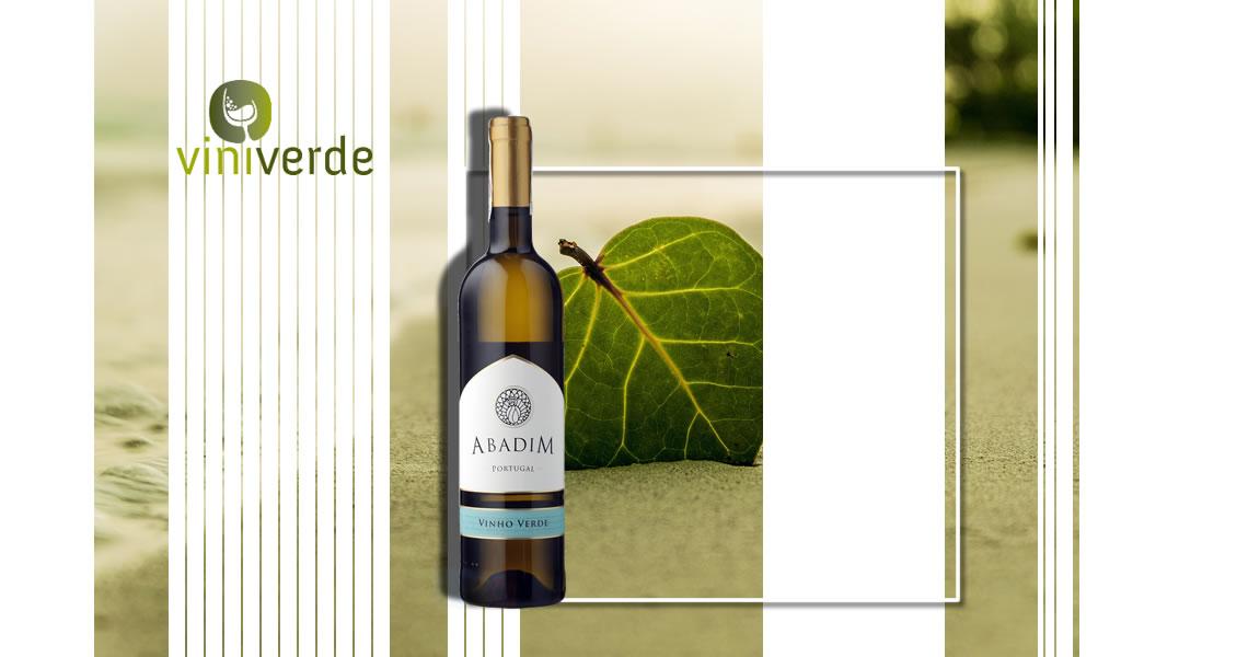 「再現」綠葡萄酒-阿巴丁- ABADIM DOC Vinho Verde