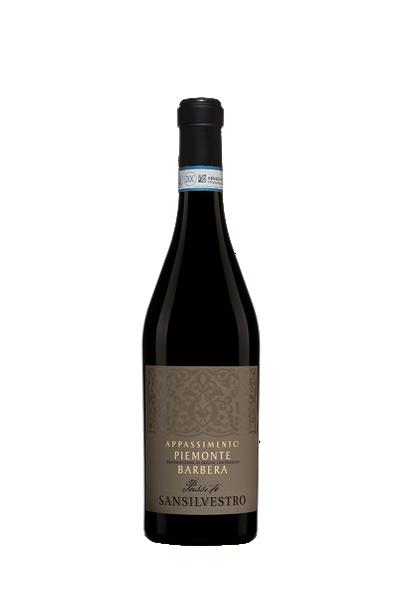 義大利巴史托-巴貝拉《風乾》紅葡萄酒-Passito Appassimento Barbera Piemonte DOC